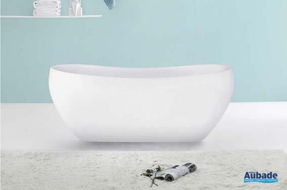 baignoire salle de bain chez Aubade