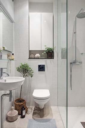 salle de bain éclairage agrandir