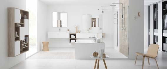 rénover sa salle de bain haut de gamme meuble personnalisable