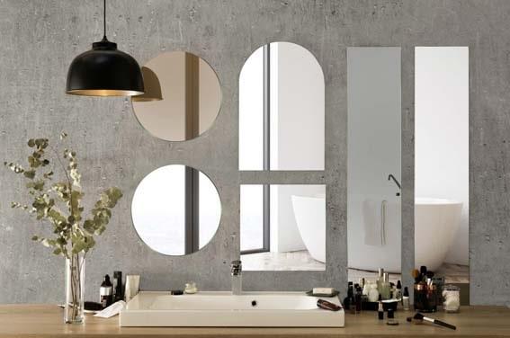 salle de bain Lapeyre miroir