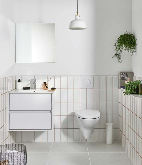 salle de bain Lapeyre petit prix