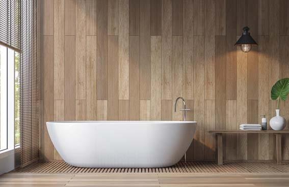 idées déco pour une salle de bain zen Espace Aubade