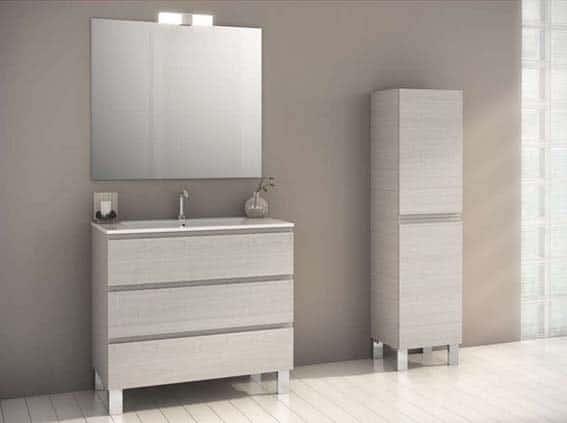 salle de bain complète Conforama