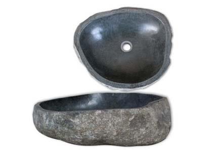vasque pierre naturelle Conforama