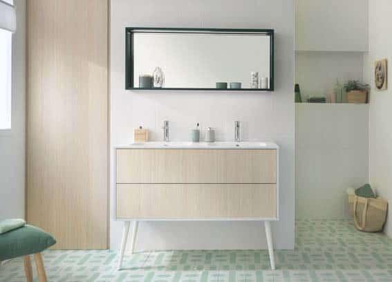 salle de bain Schmidt style nordique