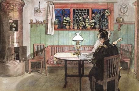 illustration Carl Larsson