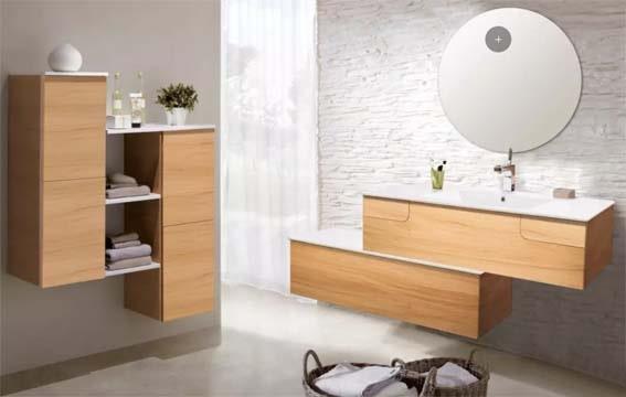 salle de bain moderne nordique