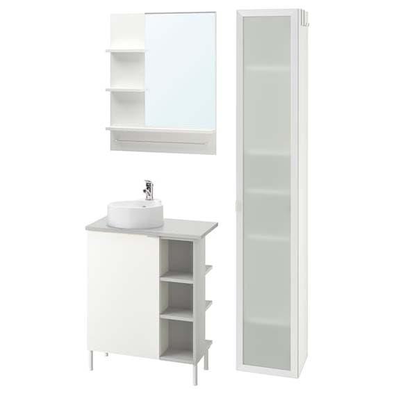 ensemble salle de bain pas cher IKEA