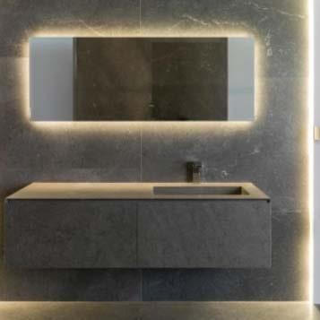 salle de bain Porcelanosa designer